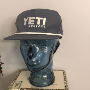 Official Yeti Hat snap back